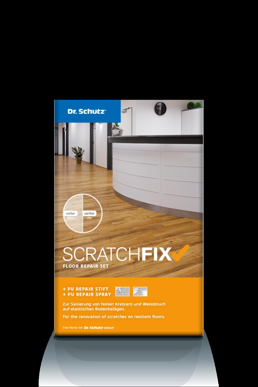 Scratch Fix Floor Repair Set