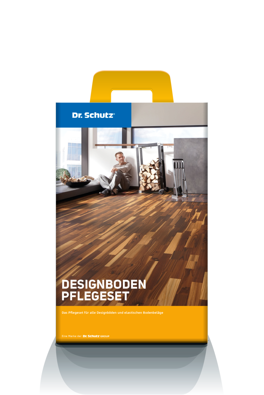 Designboden Pflegeset
